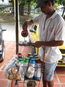Café en la Calle - Barranquilla Style