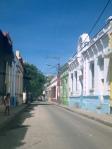 Streets of old Santa Marta