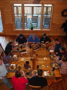 A Strickland Family Thanksgiving.