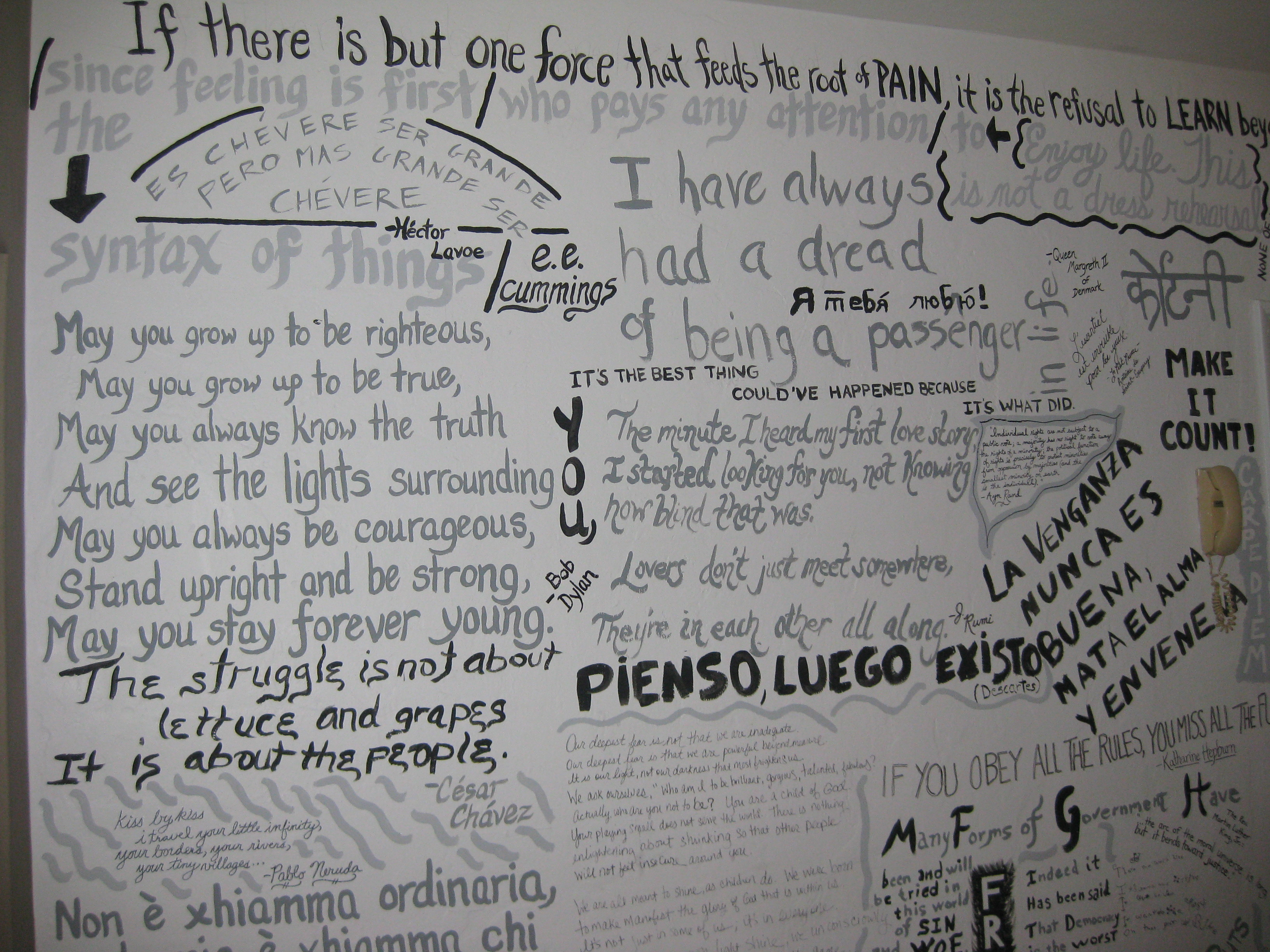 writing on the walls lyrics Capo i in the intro/verses: em can also be played as emadd9 (add the f# note) to sound more like the piano [intro] em gmaj7 em gmaj7 [verse] em gmaj7.